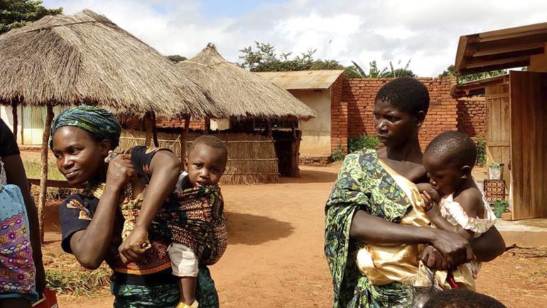 Salute materno-infantile ad Hanga